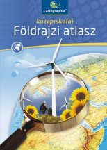 Középiskolai földrajzi atlasz 2021 - CR-0033