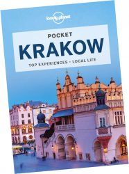 Pocket Guide Krakow - Krakkó Lonely Planet útikönyv