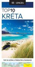 Kréta  - LINGEA TOP10 útikönyv