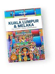 Pocket Kuala Lumpur & Melaka - Lonely Planet útikönyv