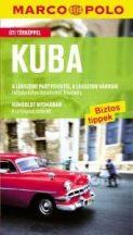 Kuba- Marco Polo útikönyv