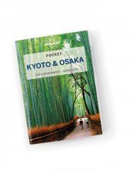 Pocket Guide Kyoto & Osaka - Lonely Planet útikönyv