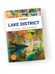 Pocket Guide Lake District Lonely Planet - Angol Tóvidék útikönyv
