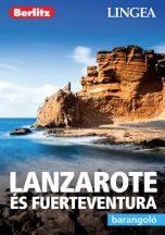 Lanzarote és Fuertaventura barangoló - útikönyv