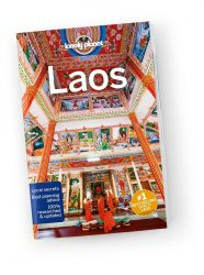 Laos travel guide  - Laosz Lonely Planet útikönyv