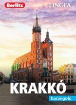 Krakkó barangoló - útikönyv