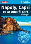 Nápoly, Capri és az Amalfi-part  barangoló - útikönyv