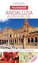 Andalúzia és Costa del Sol - Lingea Felfedező útikönyv