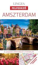 Amszterdam - Lingea Felfedező útikönyv