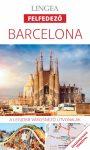 Barcelona - Lingea-Felfedező-útikönyv
