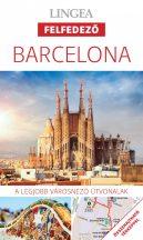 Barcelona - Lingea Felfedező útikönyv