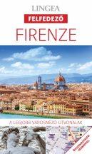 Firenze - Lingea Felfedező útikönyv