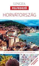 Horvátország - Lingea Felfedező útikönyv