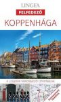 Koppenhága Lingea Felfedező útikönyv