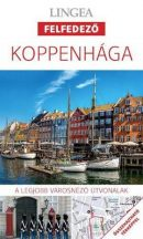 Koppenhága - Lingea Felfedező útikönyv