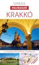Krakkó - Lingea Felfedező útikönyv