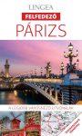 Párizs - Lingea-Felfedező-útikönyv