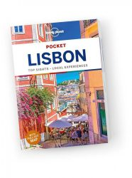 Lisbon Pocket guide - Lisszabon Lonely Planet útikönyv