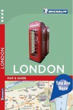 London Map@Guide - You Are Here - térképes útikönyv
