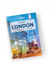 London útikönyv 2017 - London Pocket - Lonely Planet