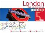 London - busz és metróhálózata, popout