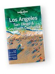 Los Angeles, San Diego & Southern California travel guide - Dél-Kalifornia Lonely Planet útikönyv