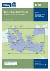 M20 Eastern Mediterranean - Sardinia to Port Said and the Black Sea
