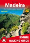 Madeira - Rother-ango nyelvű- túrakalauz