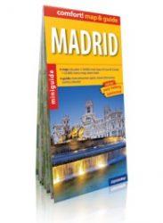 Madrid - comfort- térkép