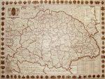 A Magyar Szent Korona Országa 1914 antik színű - asztali könyöklő