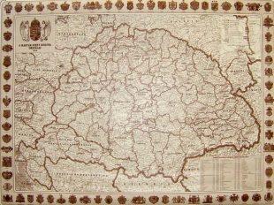 Domborzati Terkepek Fali Tablok Kontinensek Terkepei Europa