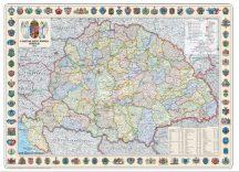 A Magyar Szent Korona Országai 1914 - asztali könyöklő
