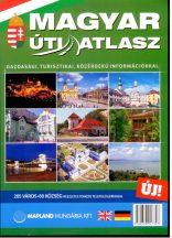 Magyar úti atlasz 2011 (autótérkép, várostérkép) - KIÁRUSÍTÁS