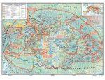 A magyar nép vándorlása és a Honfoglalás 100*70 cm - laminált, faléces