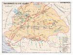 Magyarország a XI-XII. században 140*100 cm - laminált, faléces
