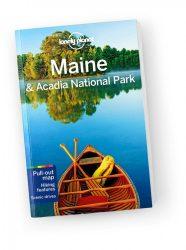 Maine & Acadia National Park travel guide - Lonely Planet útikönyv