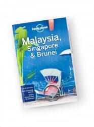 Malaysia, Singapore & Brunei travel guide - Malajzia, Szingapur és Brunei Lonely Planet útikönyv