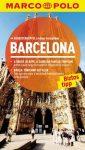 Barcelona- Marco Polo útikönyv