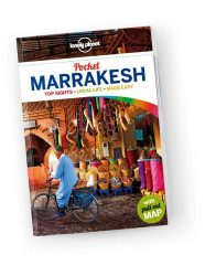 Marrakesh útikönyv 2017 - Marrakesh Pocket - Lonely Planet