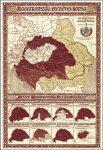 Magyarország ezeréves sorsa 70*100 cm - keretezett