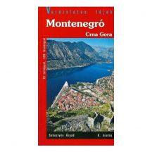 Montenegro (Crna Gora) útikönyv - Varázslatos tájak