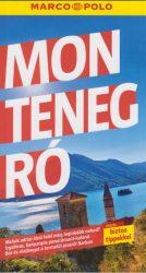 Montenegó - Marco Polo útikönyv