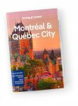 Montreal & Quebec city guide - Lonely Planet útikönyv