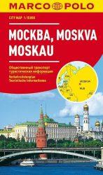 Moszkva city map