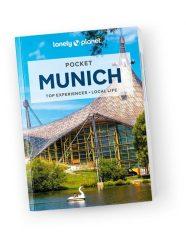 München útikönyv 2019 - Pocket Munich city guide - Lonely Planet