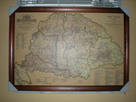 nagy magyarország térkép vásárlás Nagy Magyarország Borászati térkép 100*70 cm   A Lurdy Ház  nagy magyarország térkép vásárlás