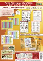 Német nyelvi tanulói munkalapcsomag
