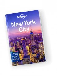 New York City guide Lonely Planet útikönyv