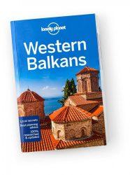 Western Balkans travel guide - Nyugat-Balkán Lonely Planet útikönyv