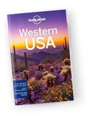 Western USA travel guide - Nyugat-USA Lonely Planet útikönyv